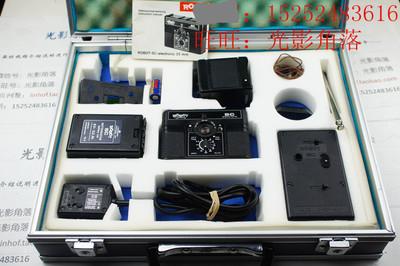 德国ROBOT 罗伯特 机器人 ROBOT SC ELECTRONIC 间谍相机 全套