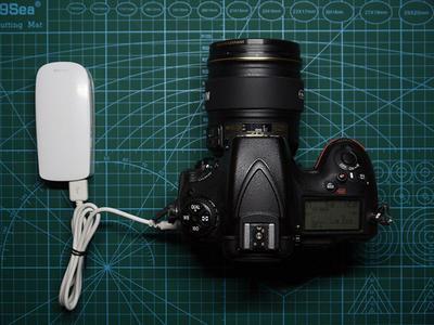 无线路由器DIY单反控制器 MR11U/MR12U手机wifi控制器
