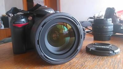 尼康 D7000套机+尼康 50mmF1.8镜头