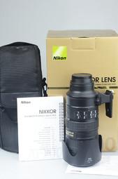 95新 尼康 AF-S 尼克尔 70-200mm f/2.8G ED VR II