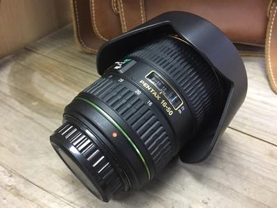 PENTAX宾得16-50 2.8单反镜头
