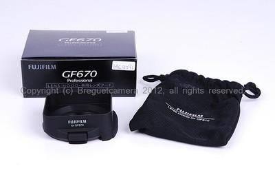【全新】FUJIFILM/富士GF670光罩黑色带包装#HK