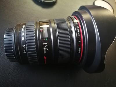 【吉林省内】99新佳能 EF 17-40mm f/4L USM