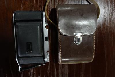 福伦达BESSA I 6x9中画幅折叠相机