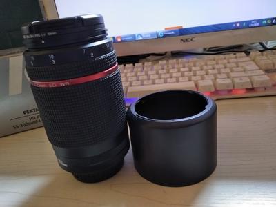 宾得HD PENTAX-DA 55-300mm f/4-5.8ED WR(DA553)
