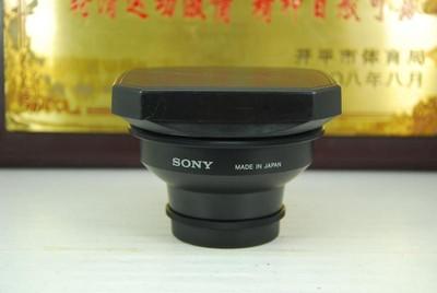 索尼 X0.7 广角附加镜 52mm 口径 0.7倍 原厂 增倍镜
