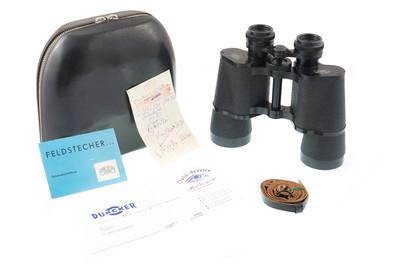 东德蔡司 10X50 双筒望远镜 99新收藏品 带原厂收据和说明书