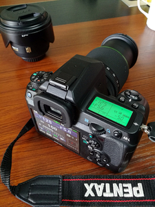宾得 K-5 IIs加两个镜头低价转让,买到就是转到。