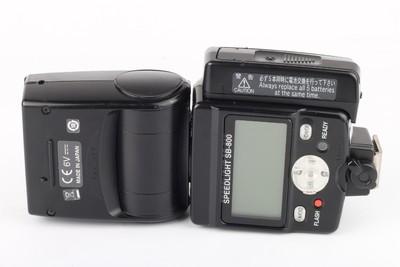 95新  尼康 SB-800闪光灯 sb800