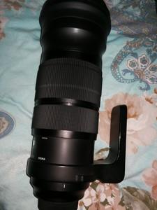 适马 120-300mm f/2.8 DG OS HSM(S)巨黑 Sport版大炮