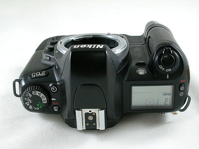 尼康 Nikon F65+原厂手柄!请看图片!