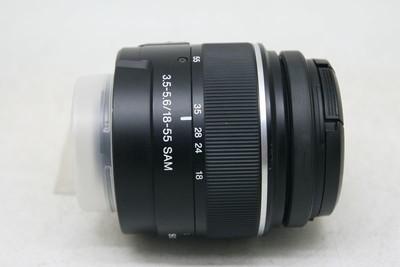 索尼 DT 18-55mm f/3.5-5.6 SAM II(SAL18552)