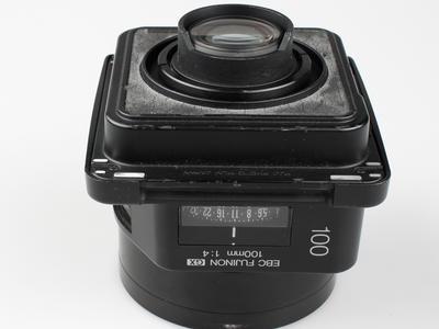 富士 GX680系列用100/4 镜头