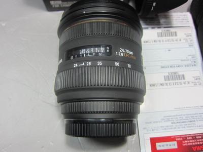 适马 24-70mm f/2.8 DG OS HSM