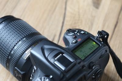 尼康 D7100加18-140镜头