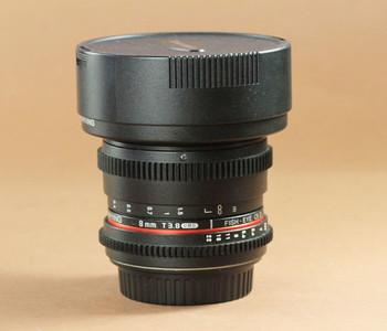 SAMYANG/三阳 8mm f/3.5