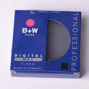 B+W 62mm KSM MRC CPL 凯式多层镀膜 CPL 偏正镜