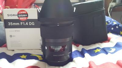 适马 35mm f/1.4 DG HSM(A) 宾得口
