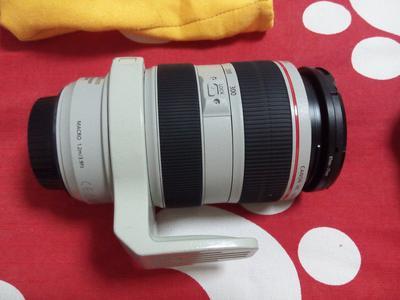 佳能 EF 70-300mm f/4-5.6L IS USM胖白