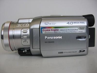 松下NV-GS400 DV摄像机