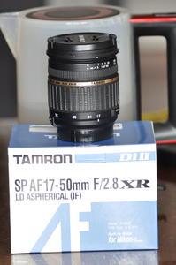 腾龙 SP AF17-50mm F/2.8 (A16)尼康卡口