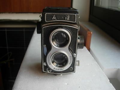 很新友谊120双反相机,收藏使用