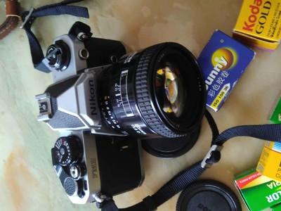 三台自用胶片相机转手