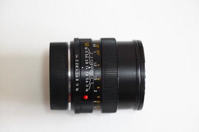 低价出售闲置的R 50 mm f/ 1.4(方字版本)