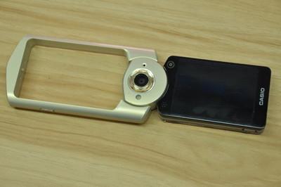 卡西欧TR500 自拍神器