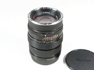 Rollei 禄来 禄莱 Sonnar 150mm/F 4 中焦镜头 宾得 645 卡口