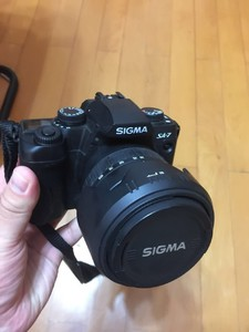 极新的日本原装适马胶片机SA7