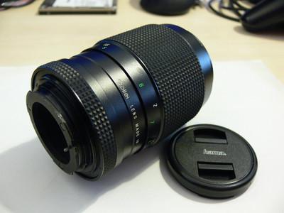 经典铭镜:Rollei 135mm F2.8 QBM 人像定焦