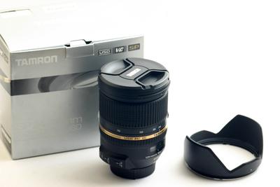 腾龙 SP 24-70mm f/2.8 Di VC USD康口,行货包装全!