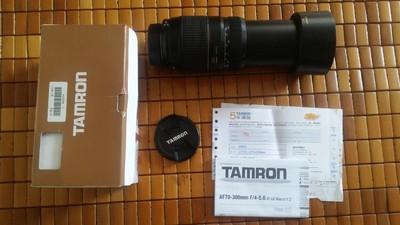 98新   腾龙AF70-300mm