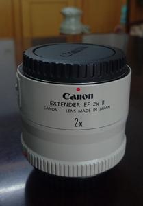 佳能 EF 2.0X II 增倍镜(仅适用过)