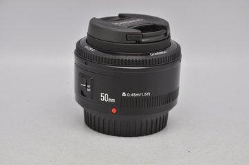 永诺 50mm f/1.8