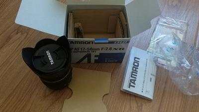 腾龙 A16 SP AF17-50mm F/2.8 佳能卡口(限本地交易)