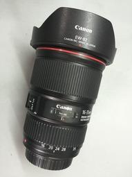 95新 佳能 EF 16-35mm f/4L IS USM