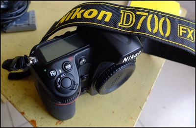 背带 (尼康D700)