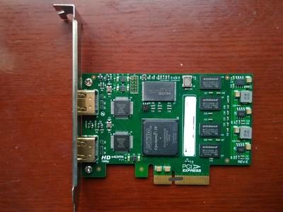 TC-2000 HDMI Pro双路1080P采集卡
