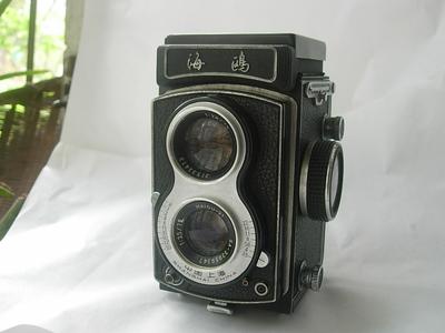 很新海鸥4A双反相机,中期版,收藏使用