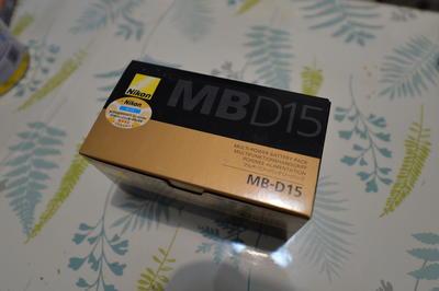 尼康 MB-D15