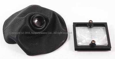 阿尔帕 PGS 机背调焦屏 带 皮腔(带放大镜)#HK6836X