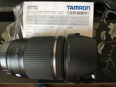 腾龙 AF18-200mm f/3.5-6.3 XR DiII佳能卡口