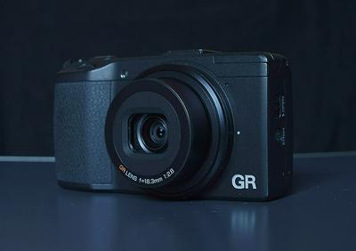 转让理光GR便携相机