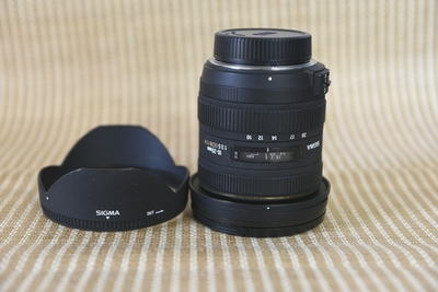 适马 10-20mm f/3.5 EX DC HSM