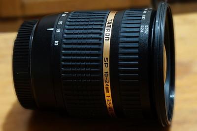 腾龙 SP AF10-24mm f/3.5-4.5 尼康口