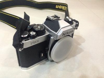 个人收藏珍品 尼康Nikon FM2 经典胶片相机