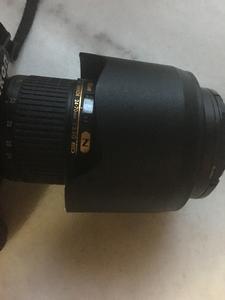 尼康 AF-S Nikkor 24-70mm f/2.8G ED 可接受小刀 有发票