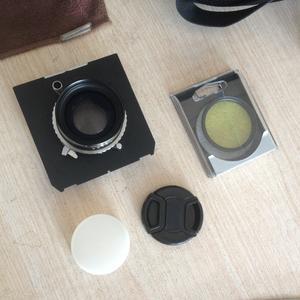 富士4x5大画幅镜头,Fujinon W 150mm/F5.6